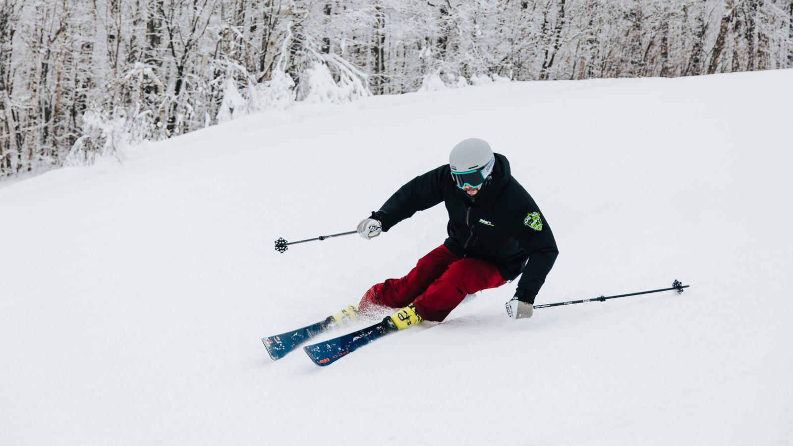 elan ripstick 88, the ski monster