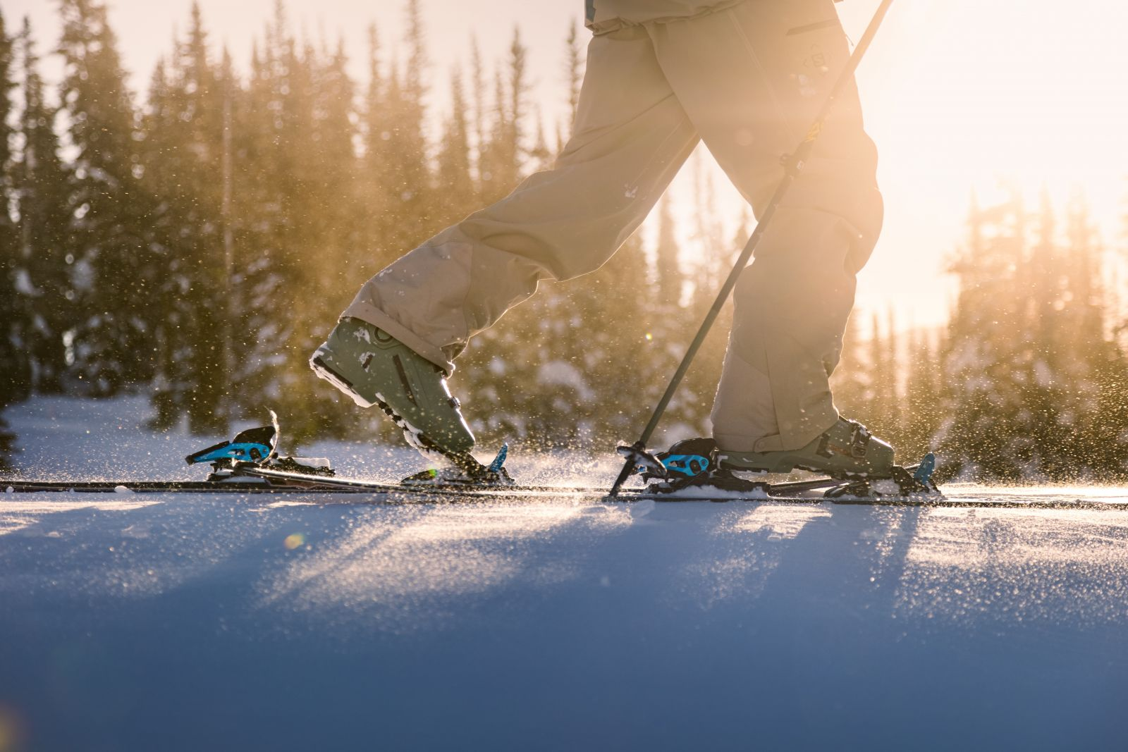 Salomon Shift and Shift Pro Boot in Action