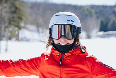 what to wear skiing helmets with less vents