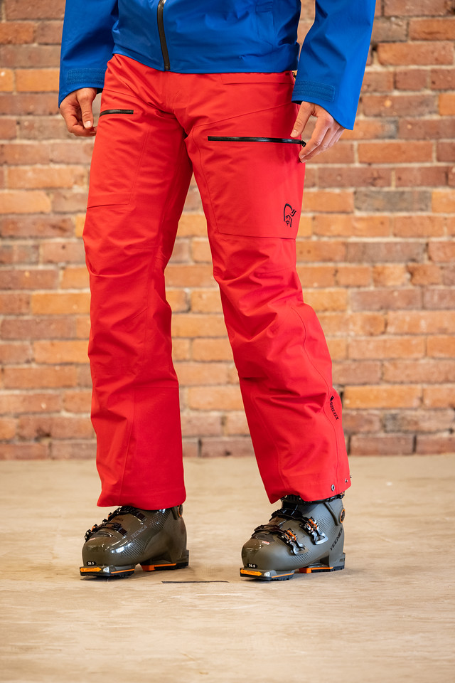 Ski Pants That Are Too Short