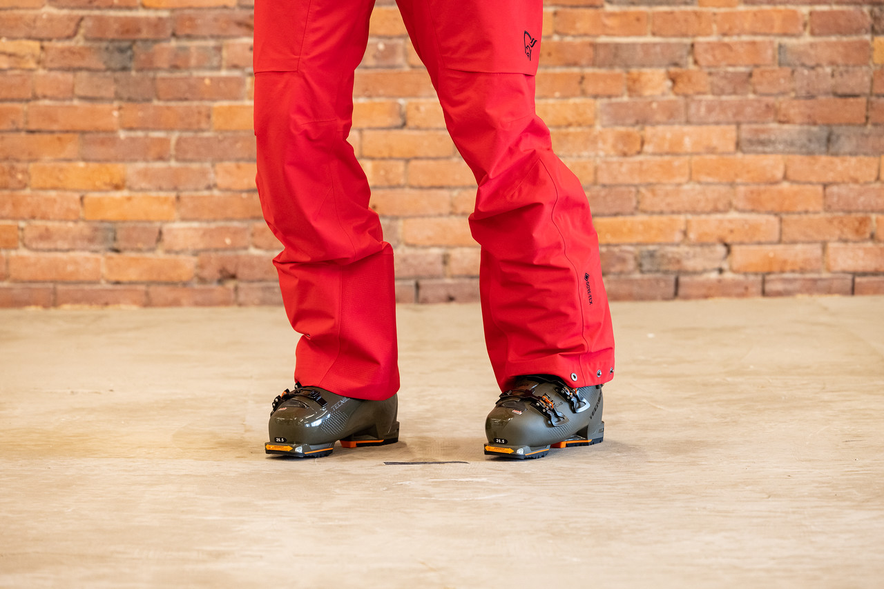 Ski Pants That Fit Just Right