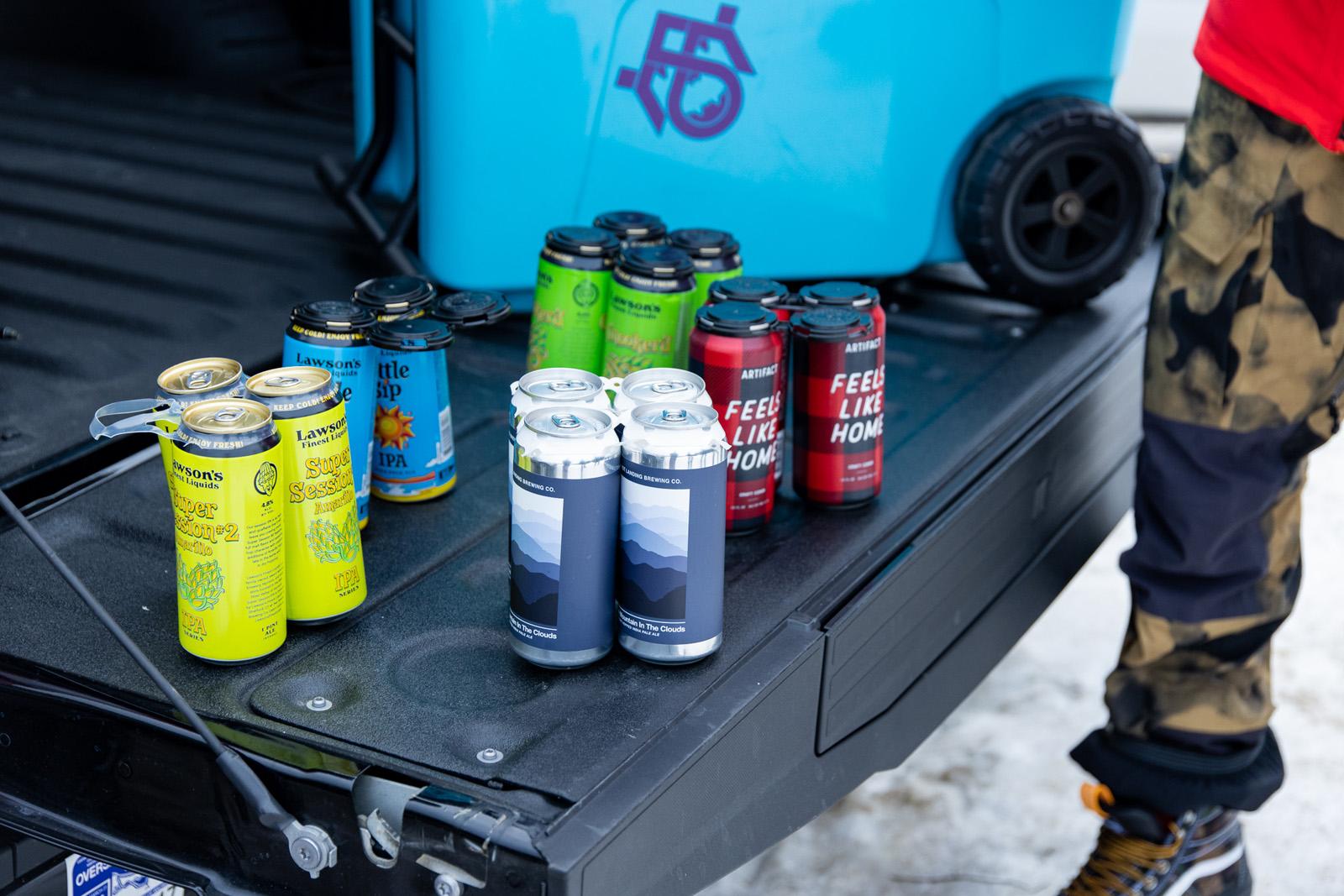 skiing, ski test, ski testing, fischer, the ski monster, apres ski, apres, beer
